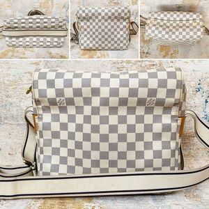 Louis Vuitton Damier Azur Naviglio Bag